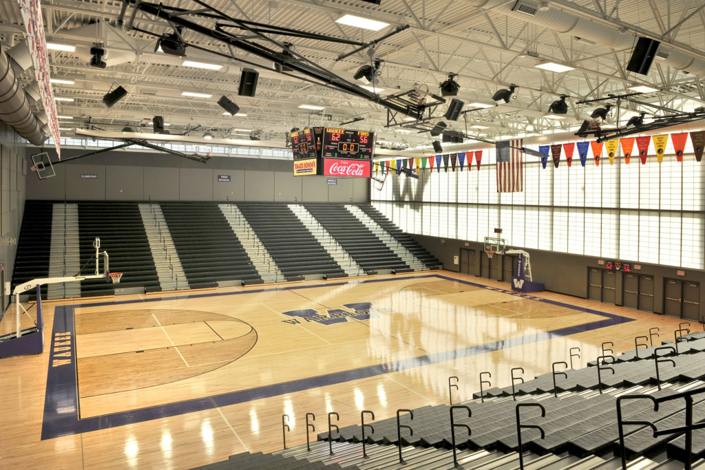 frevert ramsey kobes architects and engineers waukee high school