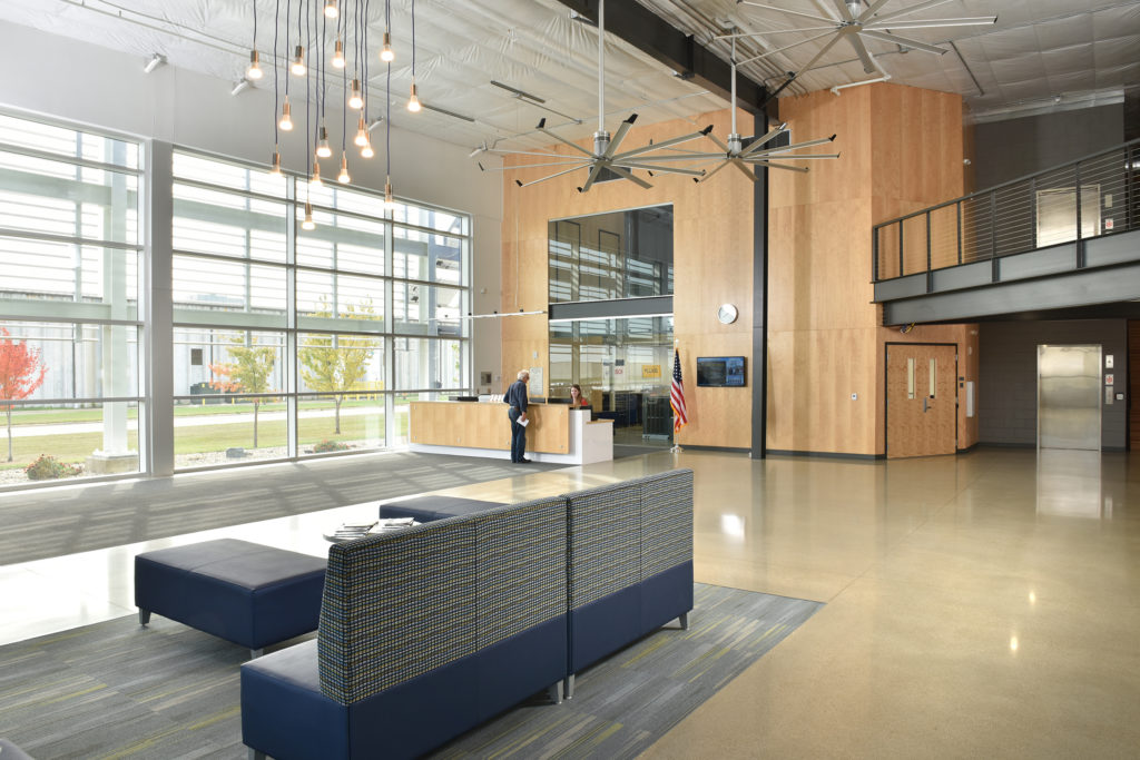 frevert ramsey kobes architects and engineers iowa lakes community college