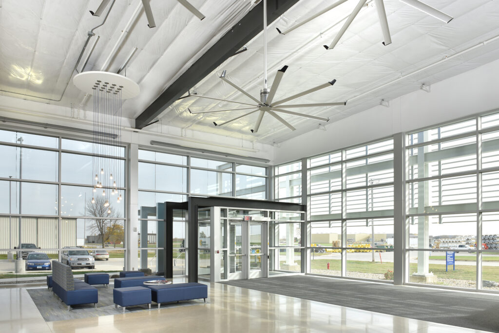 ffrevert ramsey kobes architects and engineers iowa lakes community college