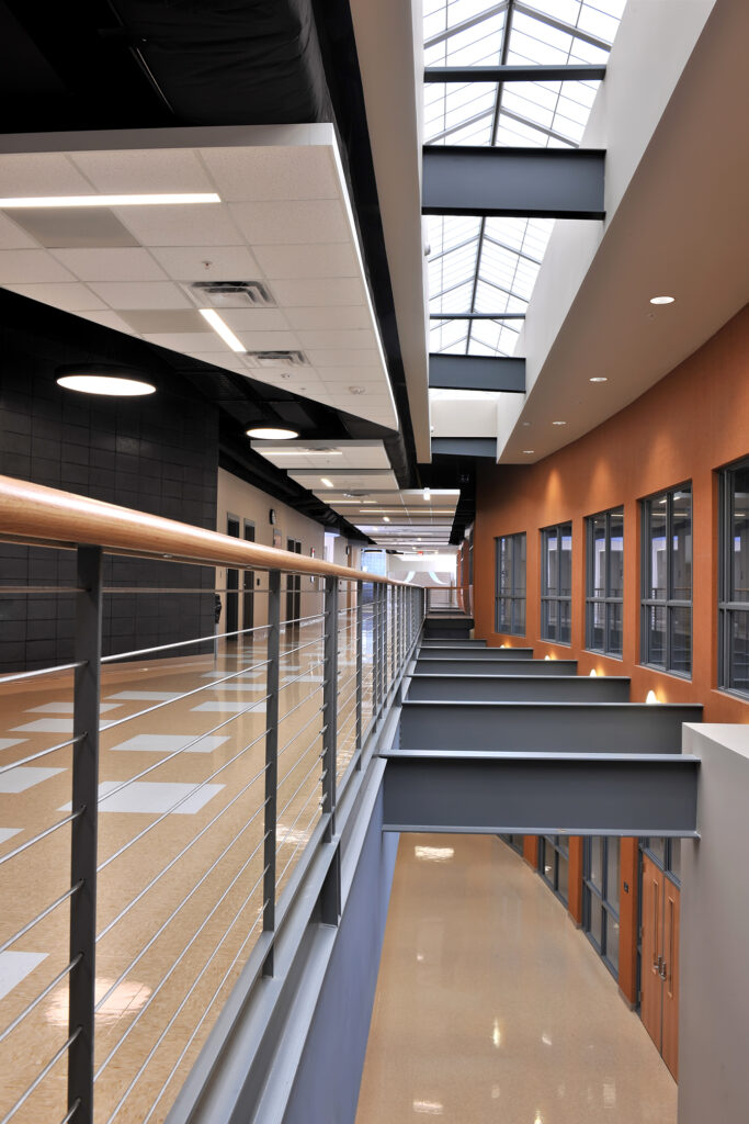 frevert ramsey kobes architects and engineers waukee middle school